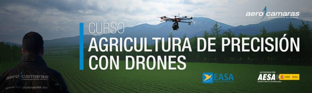 Servicio de agricultura de precisión de Aerocamaras