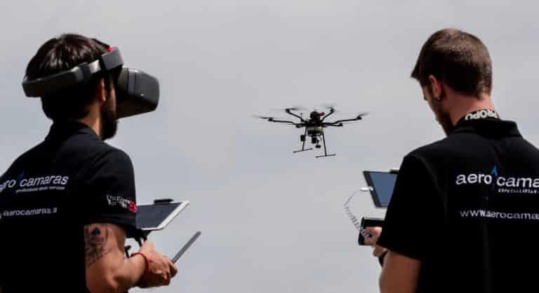 ¿Qué necesito para ser piloto profesional de drones?