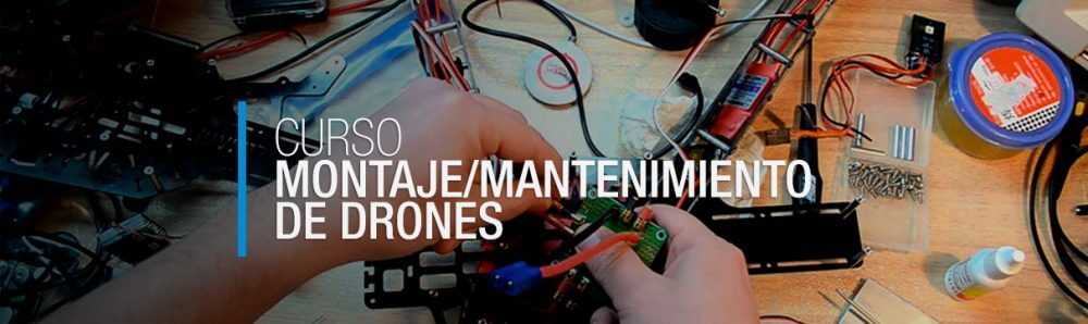 curso montaje con drones aerocamaras