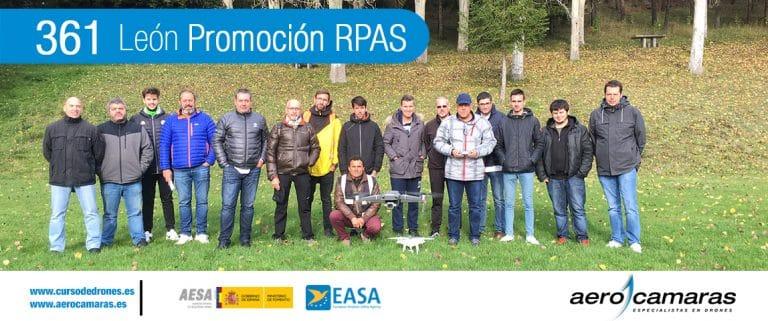 Curso de Drones León 361