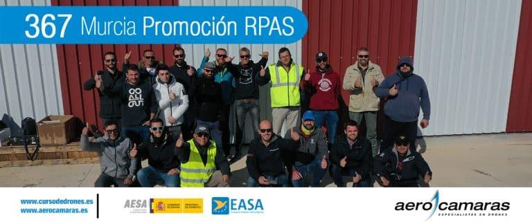 Curso de Drones Murcia 367