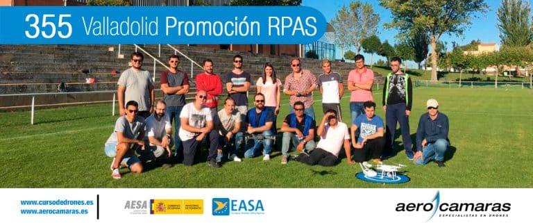 Curso de Drones Valladolid 355