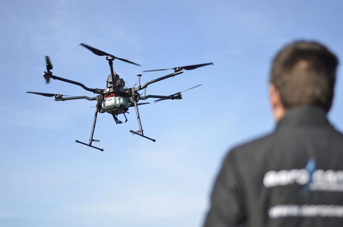 ¿Quieres grabar un vídeo 360º desde un dron? Te explicamos todo lo que necesitas saber