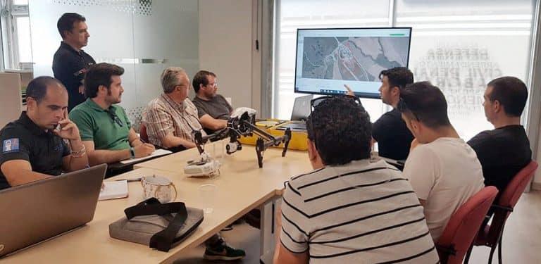 curso topografía con drones aula aerocamaras