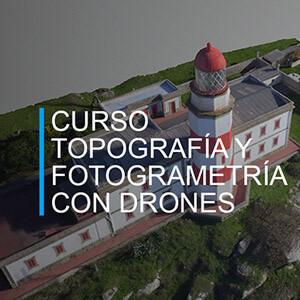 curso topografia drones