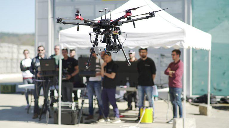 ¿Cómo es el curso de piloto profesional de drones de Aerocamaras?