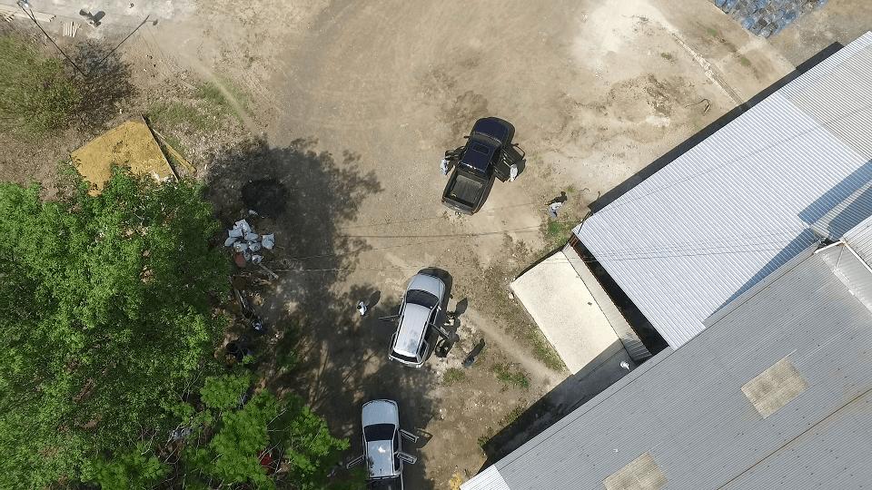 Soporte aéreo en curso de drones en emergencias 2