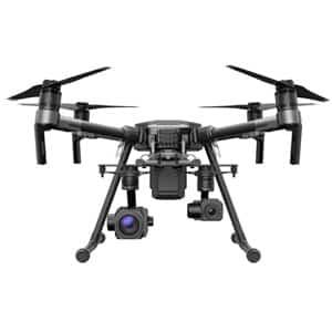 Matrice 200 curso de drones habilitación aerocamaras