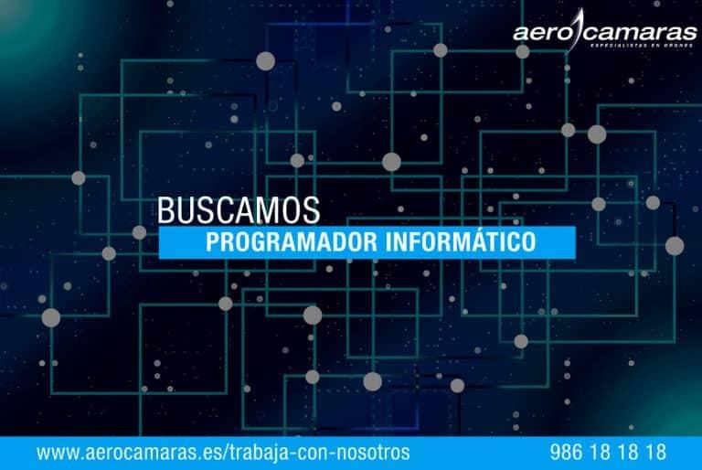 oferta trabajo informatico aerocamaras