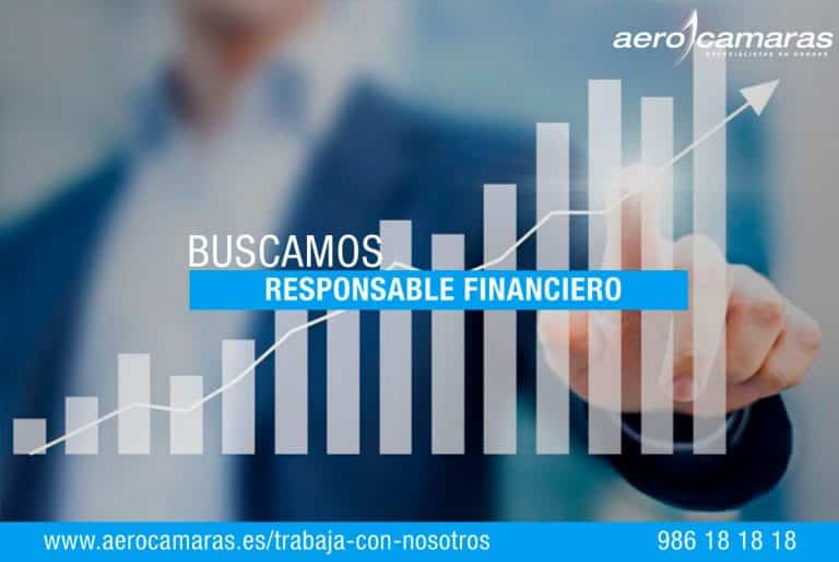 oferta trabajo financiero aerocamaras