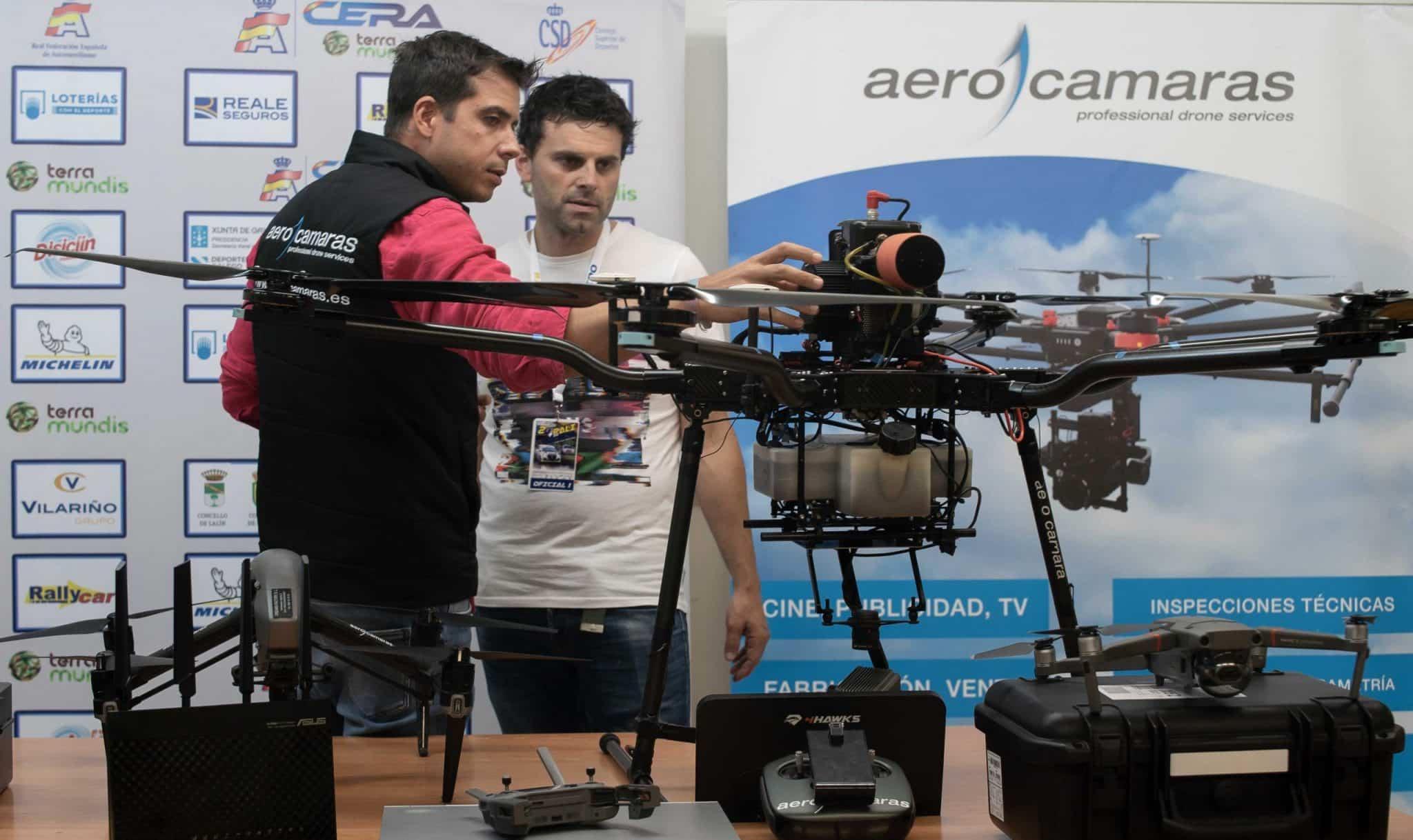 Tipos de planos desde un dron: ¡Aprende a ejecutarlos!