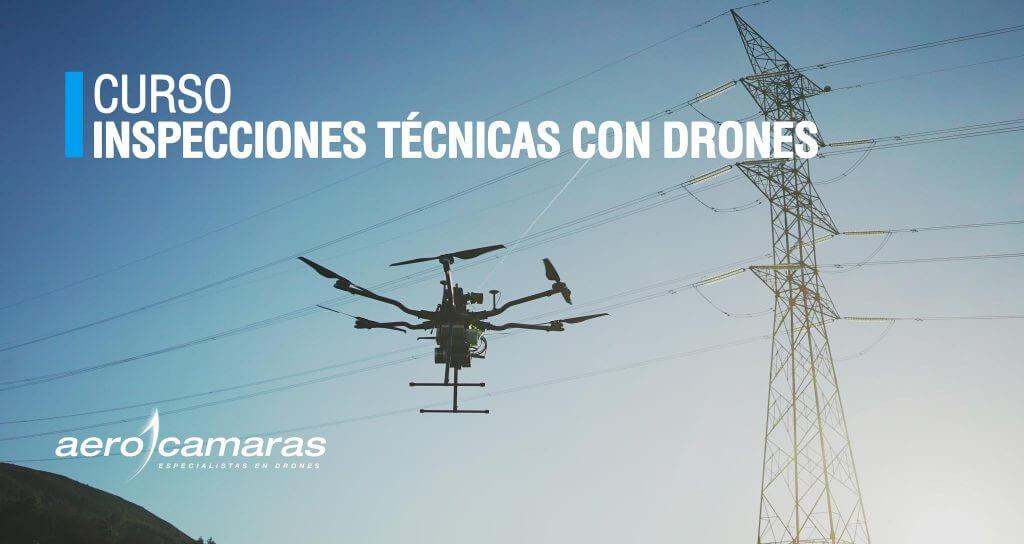 portada curso inspecciones drones