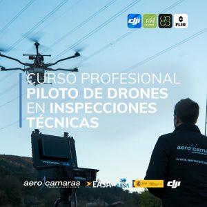 curso piloto de drones inspecciones tecnicas
