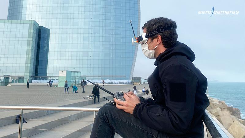Drones al servicio de los ciudadanos, ayuntamientos e instituciones públicas