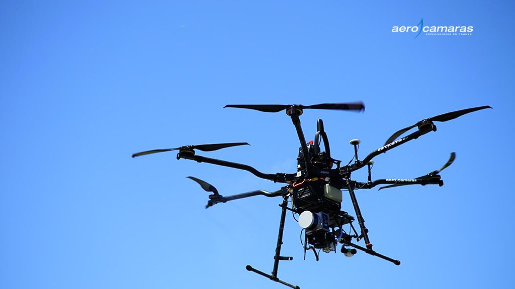 Uso de los drones en la industria pesquera