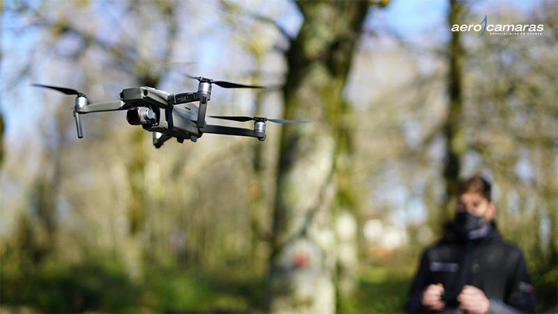formación intensiva curso de drones STS- Curso de drones